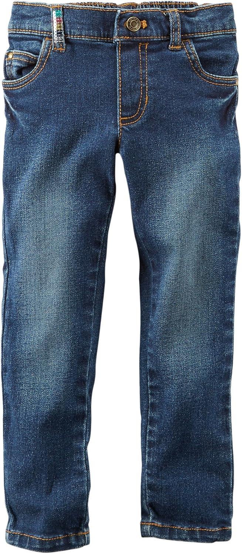 Carter's 5-Pocket Embellished Skinny Apparel 8 Jeans Denim Overseas List price parallel import regular item