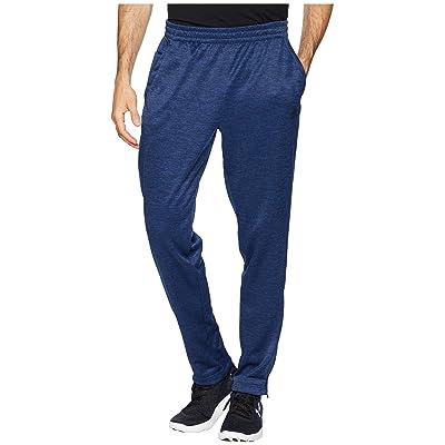 adidas Team Issue Fleece Pants (Collegiate Navy Metallic) Men