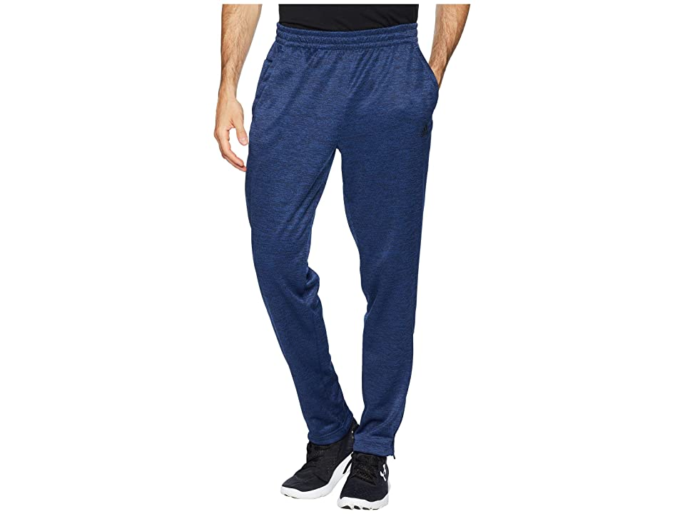 adidas Team Issue Fleece Pants (Collegiate Navy Metallic) Men