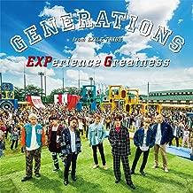 【メーカー特典あり】 EXPerience Greatness (CD+DVD)(オリジナルポスター:A3サイズ付)
