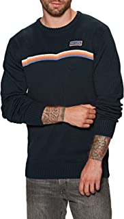 Rip Curl Surf Revival Crew Mens Sweater X Large Navy