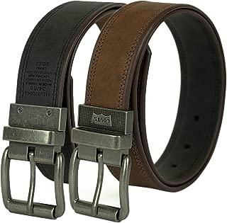 Men's Reversible Casual Jeans Belt