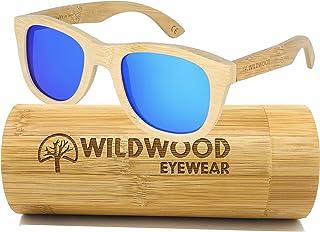 fd263f3bcf8 Amazon.com  bamboo frames - Sunglasses   Sunglasses   Eyewear ...