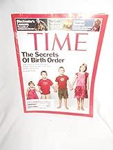 Best time magazine birth order Reviews