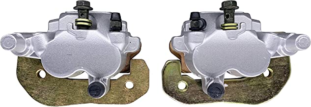 SHUmandala Front Brake Caliper Assy fit for Can-Am ATV Outlander 450 500 570 650 800R 850 1000 1000R EFI XMR, DPS, XT, XT-P, MAX, STD,XXC Renegade Replaces 705600861 705600862