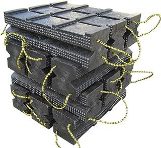 AME 15260 12 Piece Super Stacker Cribbing Set (15230)