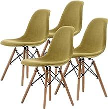 La Bella Replica Eames DSW Dining Chair - Green X4