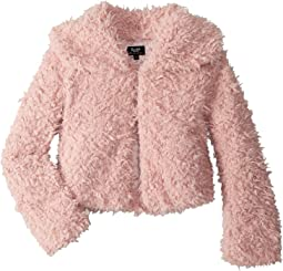 Lexi Fluffy Jacket (Big Kids)