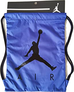 innovative design 5f4ac f5942 Nike Air Jordan Jumpman ISO Gym Sack (Blue Black)