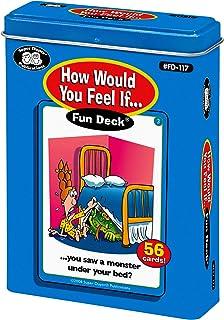 How Would You Feel If... Fun Deck Cards - Super Duper Educat