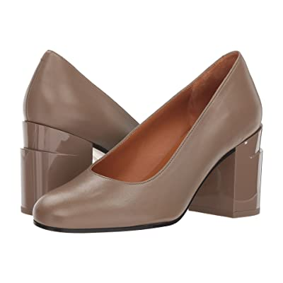 Clergerie Kenneth (Mastic Nappa) High Heels