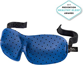 Bucky 40 Blinks Comfortable, Contoured, No Pressure Eye Mask for Travel & Sleep