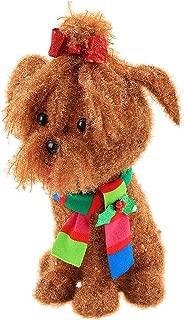 Wondershop 50ct Christmas Xmas Incandescent Tinsel Yorkie Dog Indoor Outdoor Decor Decoration Lights