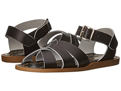 Salt Water Sandal by Hoy Shoes The Original Sandal (Toddler/Little Kid) (Black) Kids Shoes