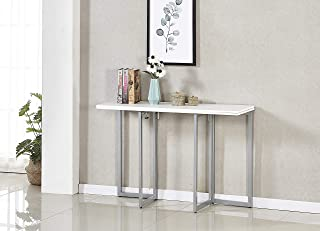 Best console dining table convertible Reviews