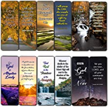 Religious Scriptures About Walking with God Bookmarks (12 Pack) - A Collection of How to Walk Closely with God