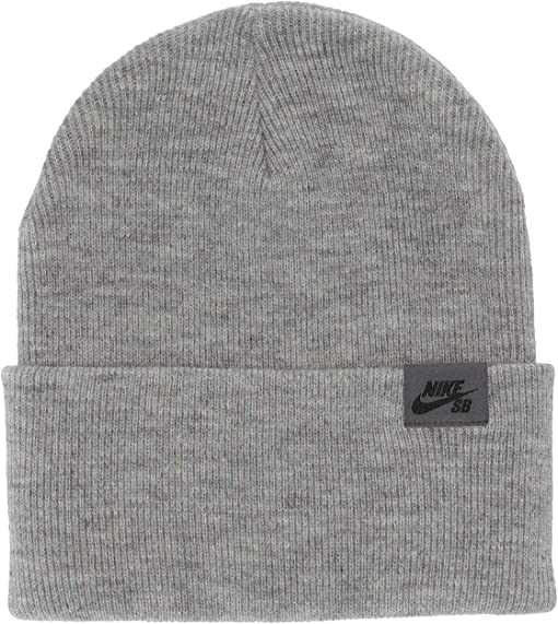 Dark Grey Heather/Black