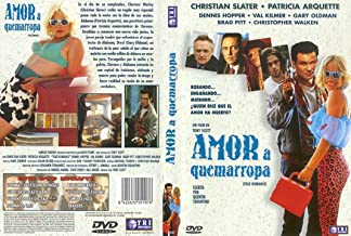 Amor a Quemarropa DVD (Tripictures) 1993 True Romance [DVD]