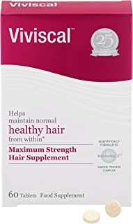 Viviscal Hair Growth Programme 60 Tablets, 60 count