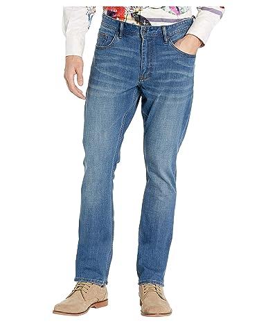 Robert Graham Devine Jeans in Dark Indigo (Dark Indigo) Men