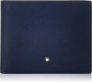 MONTBLANC Sartorial Men's Wallet - Blue, 113217