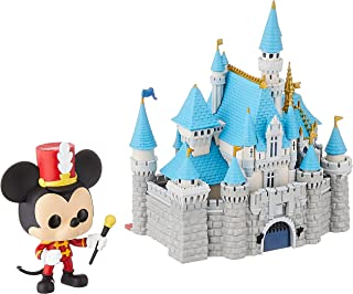 "Funko Pop! Town: Disney 65th - Disney Castle with Mickey, 6"""