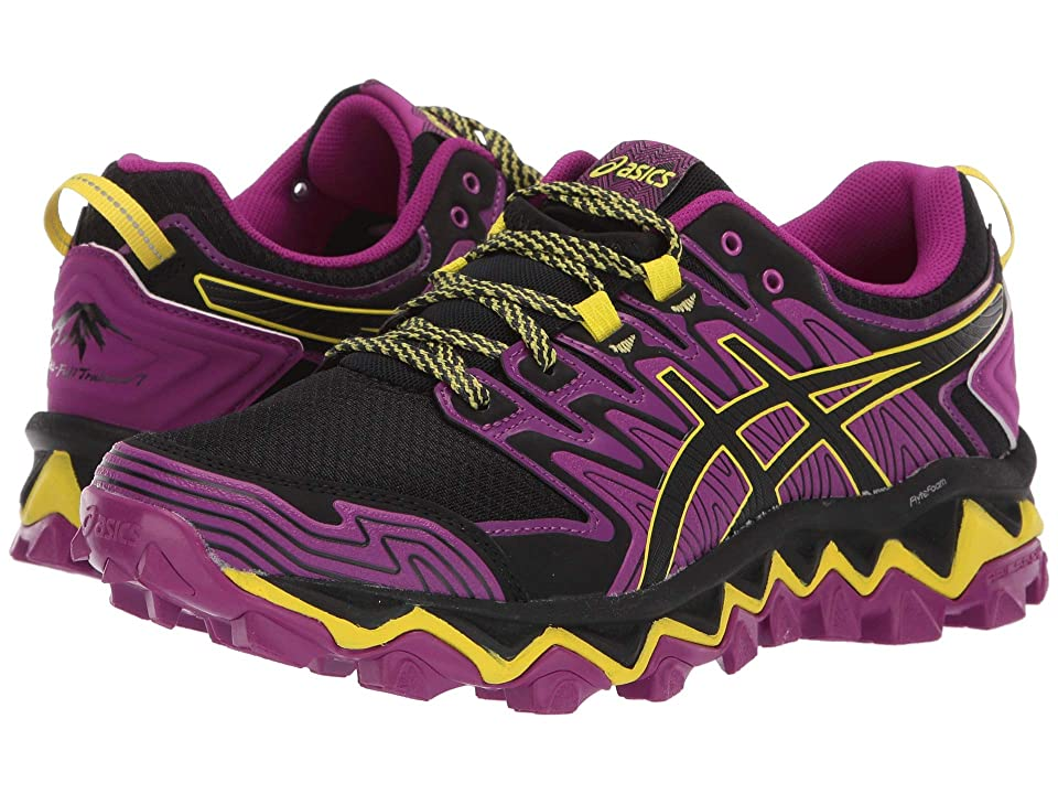 ASICS GEL-Fujitrabuco(r) 7 (Purple Spectrum/Black) Women