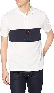 [フレッドペリー] ポロシャツ ARCHIVE BRANDING POLO SHIRT M8639 メンズ