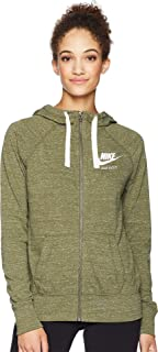 Nike Sportswear Long Sleeves for Women - Olive L 883729-395