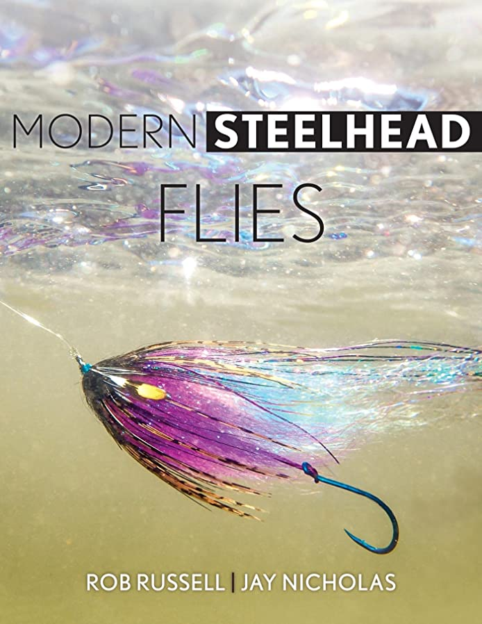 民間人弓危険Modern Steelhead Flies (English Edition)