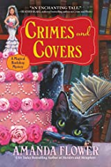 Crimes and Covers: A Magical Bookshop Mystery Kindle Edition