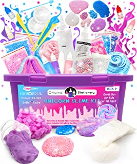 Original Stationery Unicorn Slime Kit Supplies Stuff for...