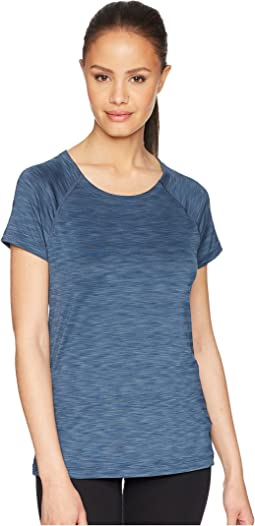 Mountain Hardwear Mighty Stripe Short Sleeve Shirt