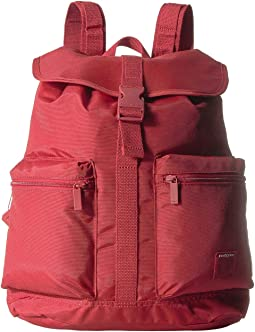 Hedgren premix backpack with flap  1001cb0cd16b8
