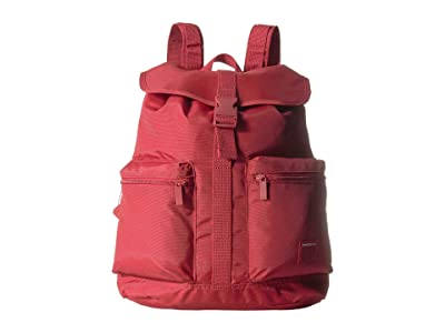 Hedgren Sunrise Backpack (Sun Dried Tomato) Backpack Bags