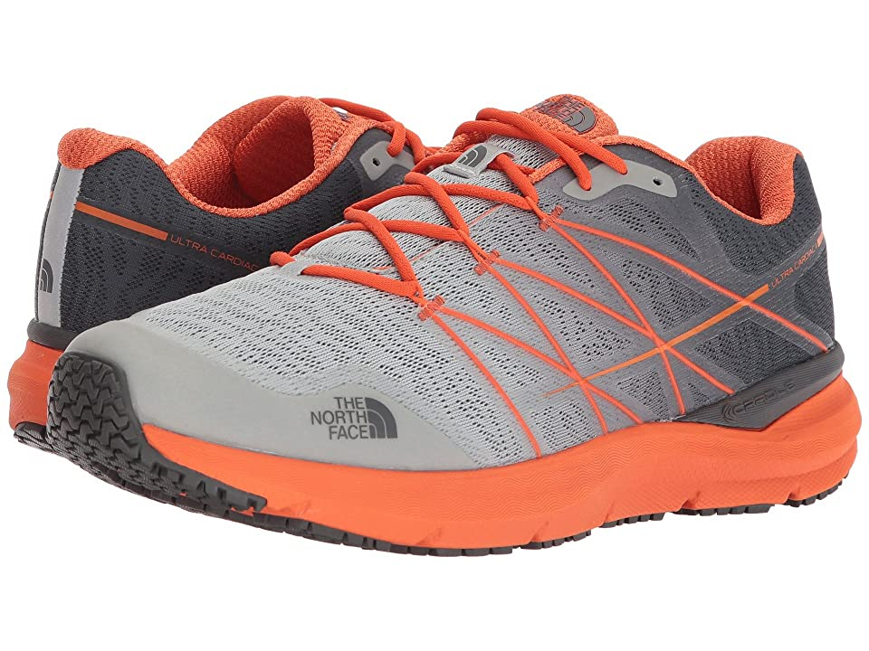 The North Face Ultra Cardiac II (High-Rise Grey/Scarlet Ibis) Men