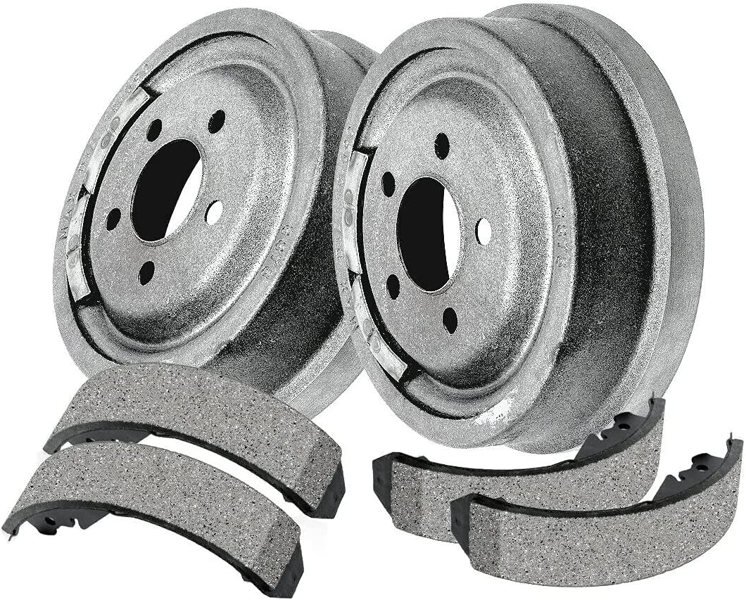 JUI Customized Superior Rear Brake In a popularity Drum with ShoesSJcompatible