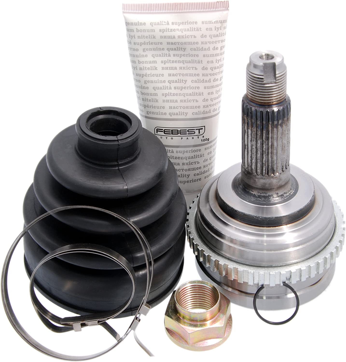 Max Under blast sales 89% OFF 44014S2G950 - Outer CV Joint For Honda Febest 28X55X26