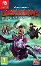 Dragons Dawn of New Riders (Nintendo Switch) Nintendo Switch by Disney