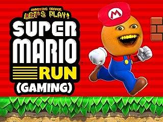 Clip: Annoying Orange Let's Play - Super Mario Run (Gaming)