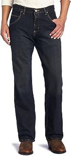پیراهن بزرگ مردانه Wrangler Raillax Straight-Fit Jean Jean