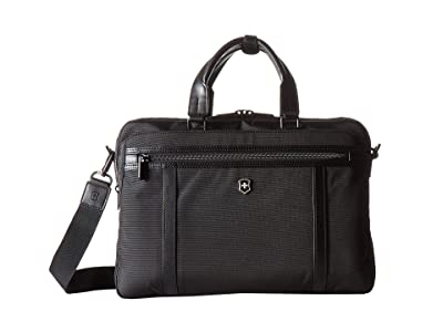 Victorinox 13 Werks Professional 2.0 Laptop Brief (Black) Bags