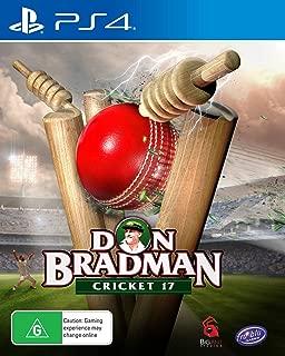Don Bradman Cricket 17 Playstation 4