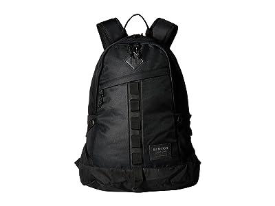 Burton Shackford Pack (True Black Twill) Backpack Bags