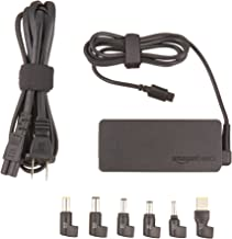 AmazonBasics Universal 65 Watt Laptop Charger AC Power Adapter Cord for Acer, Asus, Dell, HP, Lenovo, Toshiba and more