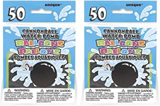 Cannonball Water Balloons, 50ct (2 pack)