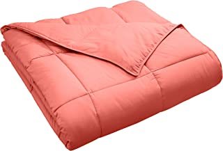 Best solid coral comforter Reviews