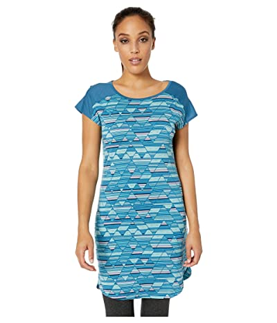 Smartwool Merino 150 Dress (Light Marlin Blue) Women