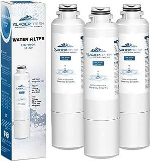 GLACIER FRESH Refrigerator Water Filter Replacement Samsung DA29-00020B HAF-CIN/EXP For French Door Fridge Kitchen By Samsung (3 PACK)