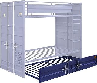 ACME Furniture Cargo Trundle, Twin, Blue